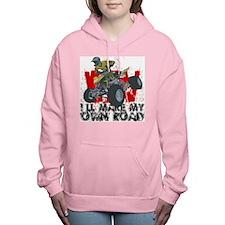 ATV My Own Road Women's Hooded Sweatshirt