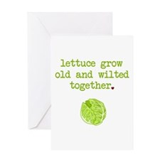 Old and Wilted Greeting Cards