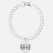 Dare to be Different Cows Bracelet