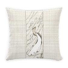 Kuniyoshi Catfish Everyday Pillow