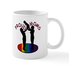 Gay Pride - Proud Lesbian Moms Mug