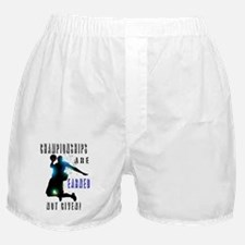 Championships earned Boxer Shorts