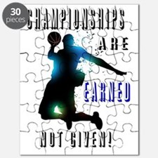 Championships earned Puzzle