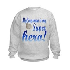my corpsman is my super hero Sweatshirt