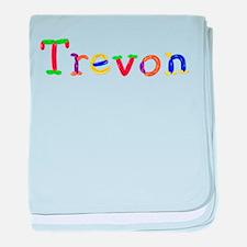 Trevon Balloons baby blanket