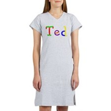 Ted Balloons Women's Nightshirt