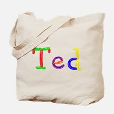 Ted Balloons Tote Bag