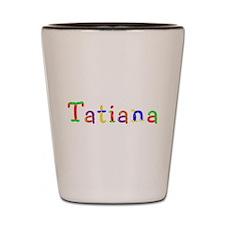Tatiana Balloons Shot Glass