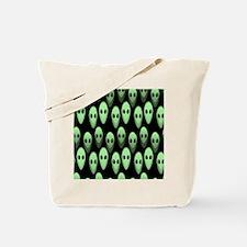 Cute Alien decor Tote Bag