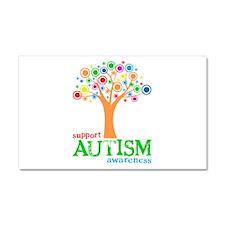 Support Autism Car Magnet 20 x 12
