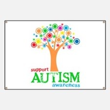 Support Autism Banner