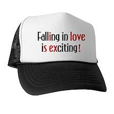 I Love Sex Trucker Hat
