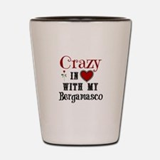 Bergamasco Shot Glass