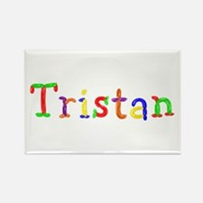 Tristan Balloons Rectangle Magnet