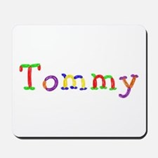 Tommy Balloons Mousepad