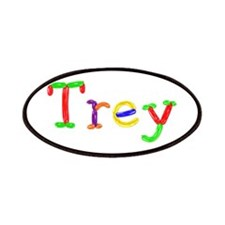 Trey Balloons Patch