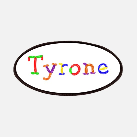 Tyrone Balloons Patch