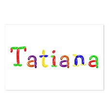 Tatiana Balloons Postcards 8 Pack
