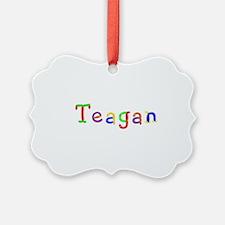 Teagan Balloons Ornament