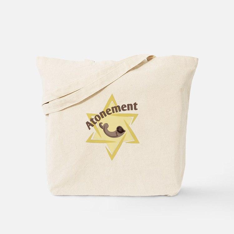 Atonement Star Tote Bag