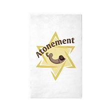 Atonement Star Area Rug