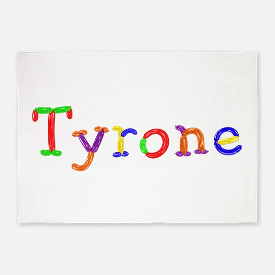 Tyrone Balloons 5'x7' Area Rug