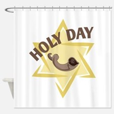 Holy Day Shower Curtain