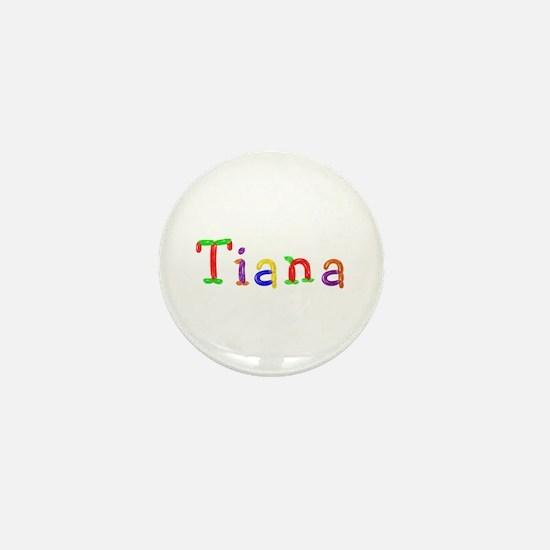 Tiana Balloons Mini Button