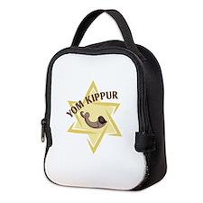 Yom Kippur Star Neoprene Lunch Bag