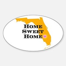 Florida State Shape Decal