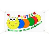 Autism awareness Banners