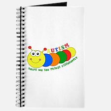 Autism Caterpillar Journal