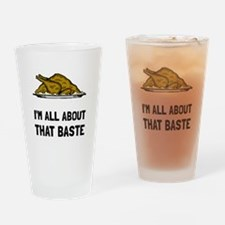 All About That Baste Drinking Glass