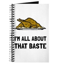 All About That Baste Journal