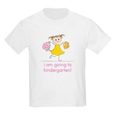 I'm Going to Kindergarten Kids T-Shirt