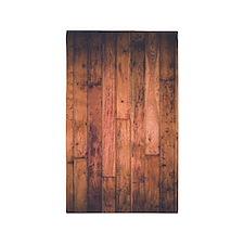 Old Wood Planks Area Rug