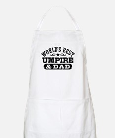 World's Best Umpire and Dad, Apron