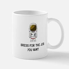 Astronaut Dress Mugs