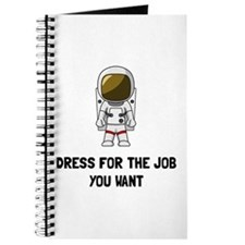 Astronaut Dress Journal