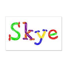 Skye Balloons 20x12 Wall Peel