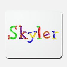 Skyler Balloons Mousepad
