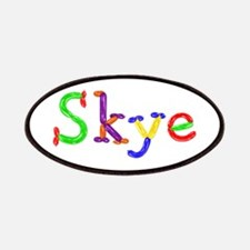 Skye Balloons Patch