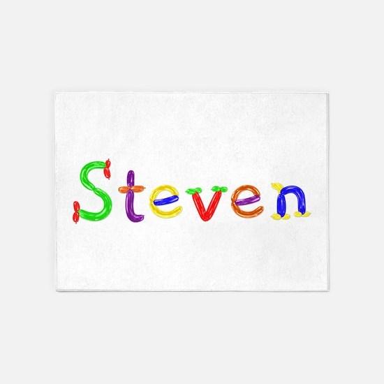 Steven Balloons 5'x7' Area Rug
