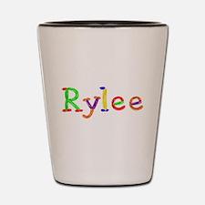 Rylee Balloons Shot Glass