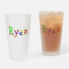 Ryan Balloons Drinking Glass