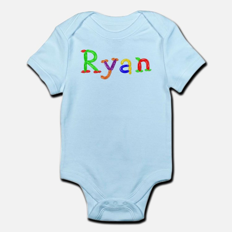 Ryan Balloons Body Suit