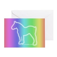 Draft Horse Sympathy Card