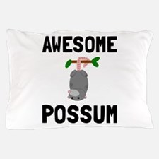 Awesome Possum Pillow Case