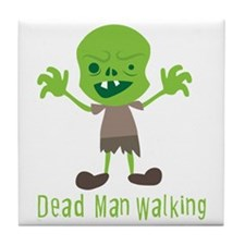 Dead Man Tile Coaster