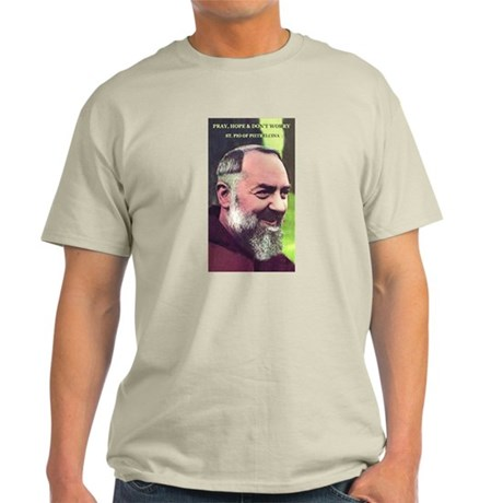 Light T-Shirt-PIO Don't Worry